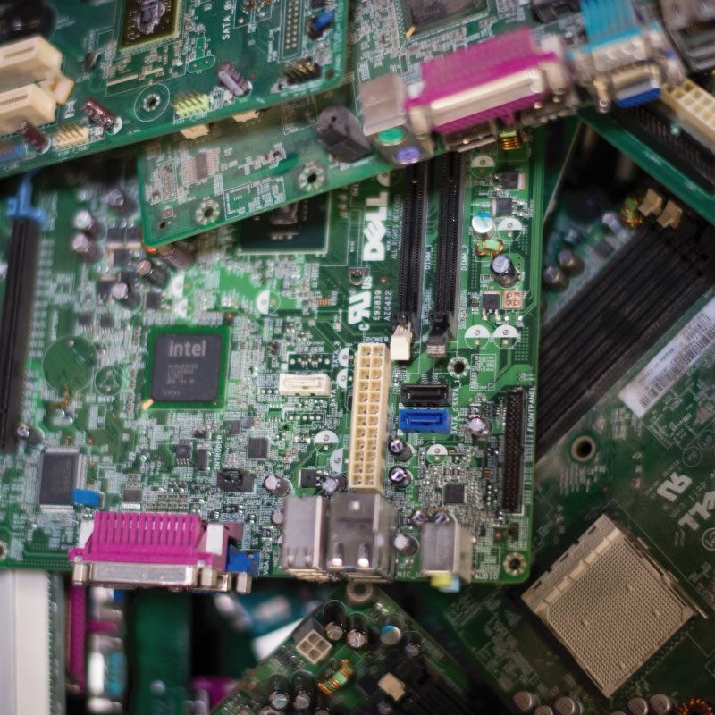 PADNOS | Sell or Recycle Your Scrap Electronics